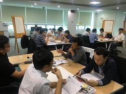 LG수처리 조직성과를 극대화하는 팀장 리더십 강의