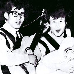 트윈폴리오(송창식 윤형주) - 설날 / 새해의 노래 (1972추정)
