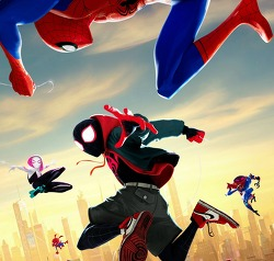 영화 스파이더맨: 뉴 유니버스(Spider-Man: Into the Spider-Verse) 후기, 결말, 줄거리, 쿠키영상