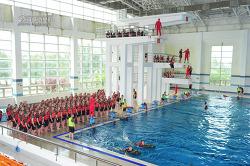 신병 1245기 1교육대 4주차 - 전투수영
