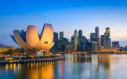 싱가포르 Singapore 1일 여행 경비 계산, 날씨[싱가폴 배낭여행 비용]