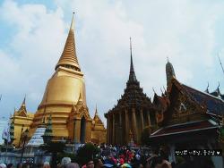 태국여행, 방콕여행, 타마삿대학교, 태국왕궁, 바이욕빌딩 뷔페