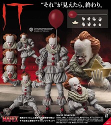 """MAFEX """"It"""" Pennywise"""