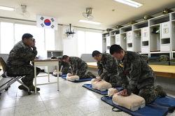 부사관후보생 375기 훈련모음