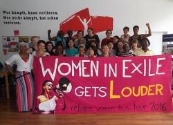 """[기고] 독일 난민 여성들의 말하기 """"여성들은 어디서든 존재감을 드러내야 합니다"""""""