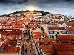 포르투갈, 리스본 Lisbon 1일 여행 경비 계산, 날씨[유럽 배낭여행 비용]