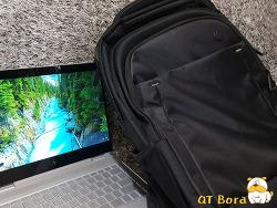 hp 노트북 가방 백팩 가성비 짱
