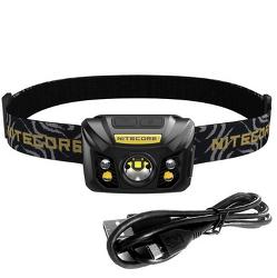 Nitecore NU30 헤드랜턴 사용 매뉴얼