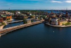 스웨덴, 스톡홀름 Stockholm 1일 여행 비용 계산, 날씨[유럽 배낭여행 경비]