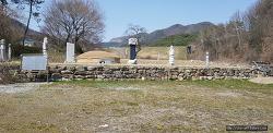 金開南(김개남) 將軍(장군) 墓(묘)
