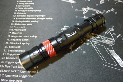 Jil Lite Qohelet2 XP-L HD Flashlight