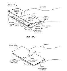 마이크로소프트 - 접이식 디바이스 안드로메다에 대한 특허 출원
