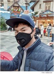 에어리넘 마스크 Air Filter Mask 2.0 미세먼지 잡는 마스크 추천