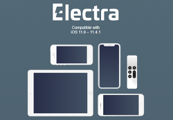 iOS 11.4.1 버전 아이폰, Electra1141 또는 unc0ver 탈옥툴로 탈옥하는 방법