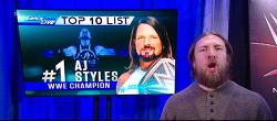 2018년 WWE 현역선수가 선택한 스맥다운 TOP 10 명의 선수 명단 공개
