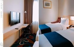 서울에 있는 호텔에서 숙박해보기