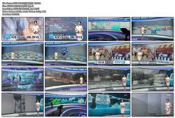 배현진 - MBC 뉴스데스크 170623
