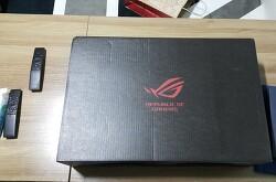 게이밍 노트북 아수스 제피러스 GX501 개봉 후기