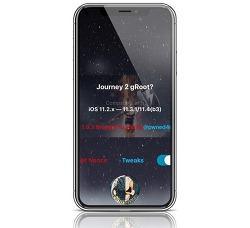 iOS11.2 - iOS11.4b3 탈옥툴, Th0r 3.0으로 탈옥 한번에 성공하기