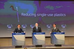 [proposal] 일회용 플라스틱 규제. 유럽연합 (Regulation on Single-use plastics)