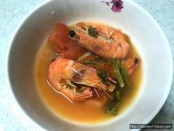 필리핀의 대표음식 시니강 (Snigang)을 한국에서 만들어보다.