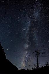 [2018/09/09]거창의 은하수