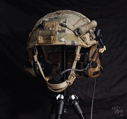 [helmet] Crye precision Airframe 4hole setup.