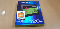 ADATA : 가성비 3D NAND SSD ADATA SU655!