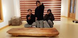 2018 / 11 / 09~10 목포 항도여중 청소년 템플스테이 체험사진