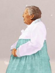 길원옥 할머니 실제 노래음성 포함한 짧은 영상