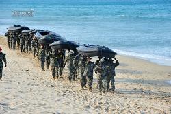신병 1241기 1,2교육대 5주차 - 훈련모음