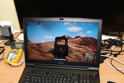 MSI 게이밍 노트북 MSI GT75 Titan 8RG-i9 리뷰