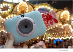 LG 포켓포토 스냅, 바로 인화하는 즉석카메라 포토프린터 잼나!