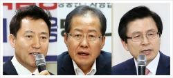 황교안 오세훈 홍준표 관련주 테마주로 본 자유한국당 전당대회 승자는?