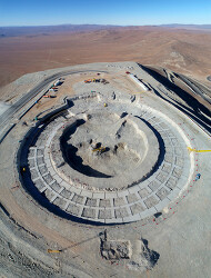 The era of extremely large telescopes(ELT) is beginning