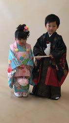 시치고산 (일본 아이 명절) 기념