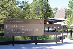 이름 그대로 숨어있는 보석같은 사우스다코타 블랙힐스 지역의 쥬얼케이브(Jewel Cave) 준국립공원