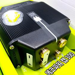 최적의 차량 업그레이드 에코파워 캡으로 엔진성능 오디오성능 개선