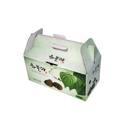 지호네농장 하늘마 박스 디자인