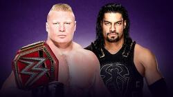 WWE 2018 레슬매니아 34 현재까지 대진표 정리