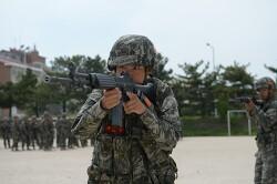 #부사관후보생 377기 분대전투훈련