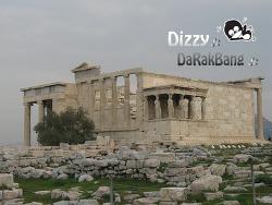 그리스 아테네 신전 유럽 여행 중 그리스 아테네 경이로움과 만나다