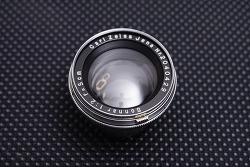 [Lens Repair & CLA]Carl Zeiss Jena Sonnar 5cm F2 Disassembly (칼 짜이스 조나 50mm F2의 헤이즈 클리닝)