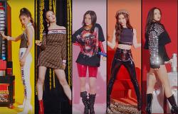 JYP 신인 5인조 걸그룹 'ITZY' 공개