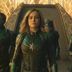 캡틴 마블(Captain Marvel) - 아쉬움이 남지만, 역시 마블!