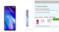 LG G7 씽큐 가격 18일 발표 및 가격 정보 예상