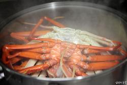 집에서 대게, 홍게 찌는법(대게 가격 정보)
