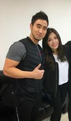 """합정 비키니짐(VKNY GYM)의 최장수회원 """"에이핑크 정은지"""""""