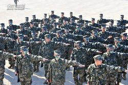 신병 1239기 1교육대 2주차 - 제식훈련