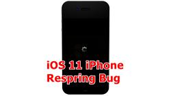 탈옥 안한 iOS 11 순정 아이폰에서 리스프링하는 방법